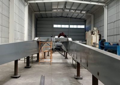BMT succesfully completes the fabrication and installation of jib for a Mitsubishi crane of 35 tons